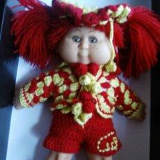 Muñecas Nancy y Lucas: REPOLLO CATALANA. Lote 125380126