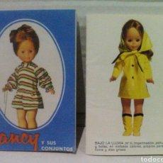 Muñecas Nancy y Lucas: CATALOGOS NANCY 1973. UNO COMPLETO Y OTRO INCOMPLETO. Lote 128051831