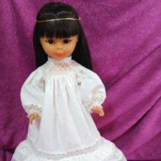 Muñecas Nancy y Lucas: NANCY ORIENTAL, FUNCIONANDO. Lote 128056431