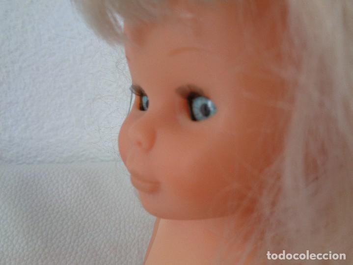 Muñecas Nancy y Lucas: BONITA NANCY RUBIA DE OJOS AZULES -- FAMOSA MADE IN SPAIN - Foto 5 - 128713243