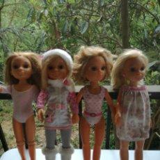 Muñecas Nancy y Lucas: LOTE NANCYS. Lote 129050847
