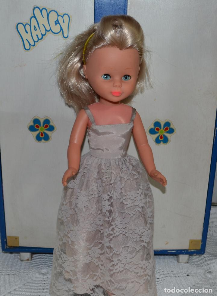 Muñecas Nancy y Lucas: Nancy de Famosa con tres conjuntos, lee la descripción, gracias. - Foto 10 - 131073980