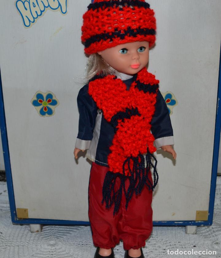 Muñecas Nancy y Lucas: Nancy de Famosa con tres conjuntos, lee la descripción, gracias. - Foto 16 - 131073980