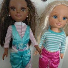 Muñecas Nancy y Lucas: NANCY ESQUIADORA ANABELLE RUBIA MORENA NEGRA MULATA. Lote 131100188