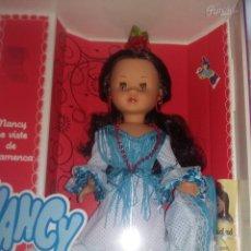 Muñecas Nancy y Lucas: PRECIOSA NANCY MORENA DE COLECCIÓN FLAMENCA SIN USO NUNCA SACADA DE LA CAJA. Lote 131183092