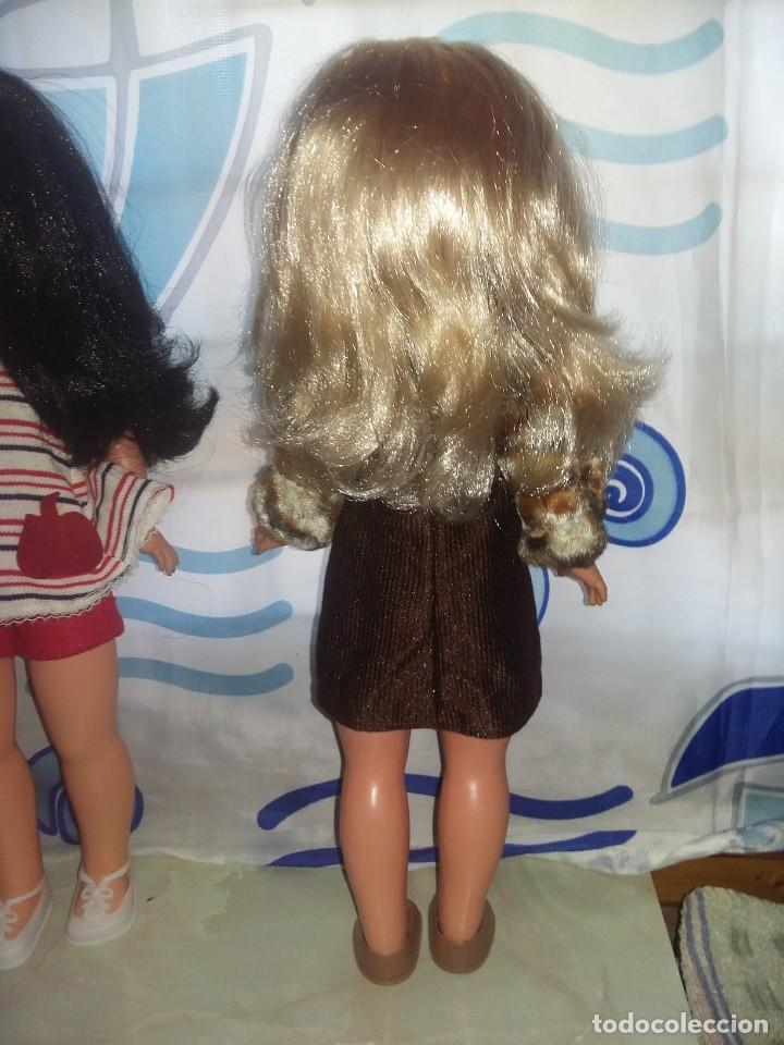 Muñecas Nancy y Lucas: nancy rubia de flequillo a cuerda musical no funciona necesita restaurar - Foto 3 - 131184352