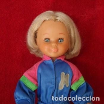 BONITA NANCY ESQUIADORA AÑOS 80 (Juguetes - Muñeca Española Moderna - Nancy y Lucas)