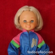 Muñecas Nancy y Lucas: BONITA NANCY ESQUIADORA AÑOS 80. Lote 131648386