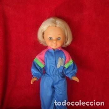 Muñecas Nancy y Lucas: Bonita nancy esquiadora años 80 - Foto 2 - 131648386