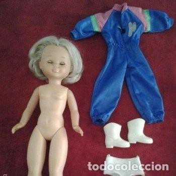 Muñecas Nancy y Lucas: Bonita nancy esquiadora años 80 - Foto 3 - 131648386