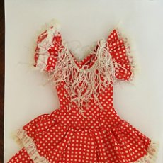 Muñecas Nancy y Lucas: VESTIDO FLAMENCA NANCY. Lote 131663774