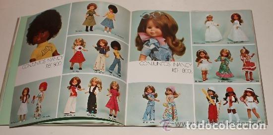 Muñecas Nancy y Lucas: nancy articulada en el jardín AÑOS 70 pelo afro naranja como la del catalogo injertada ha maquina - Foto 6 - 70122165