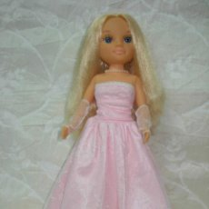 Muñecas Nancy y Lucas: MUÑECA NANCY PRINCESA-ATUENDO ORIGINAL COMPLETO *IMPECABLE*. Lote 132435270