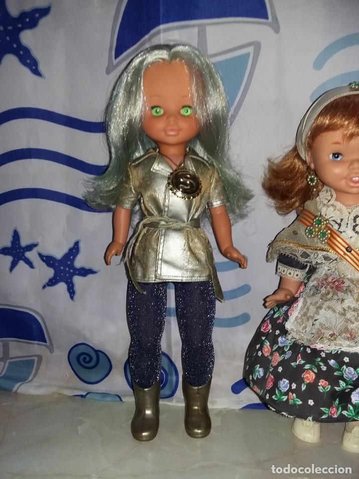 Muñecas Nancy y Lucas: preciosa nancy selene completa y funcionando años 80 etiqueta 1300 fotos abajo - Foto 3 - 132175750