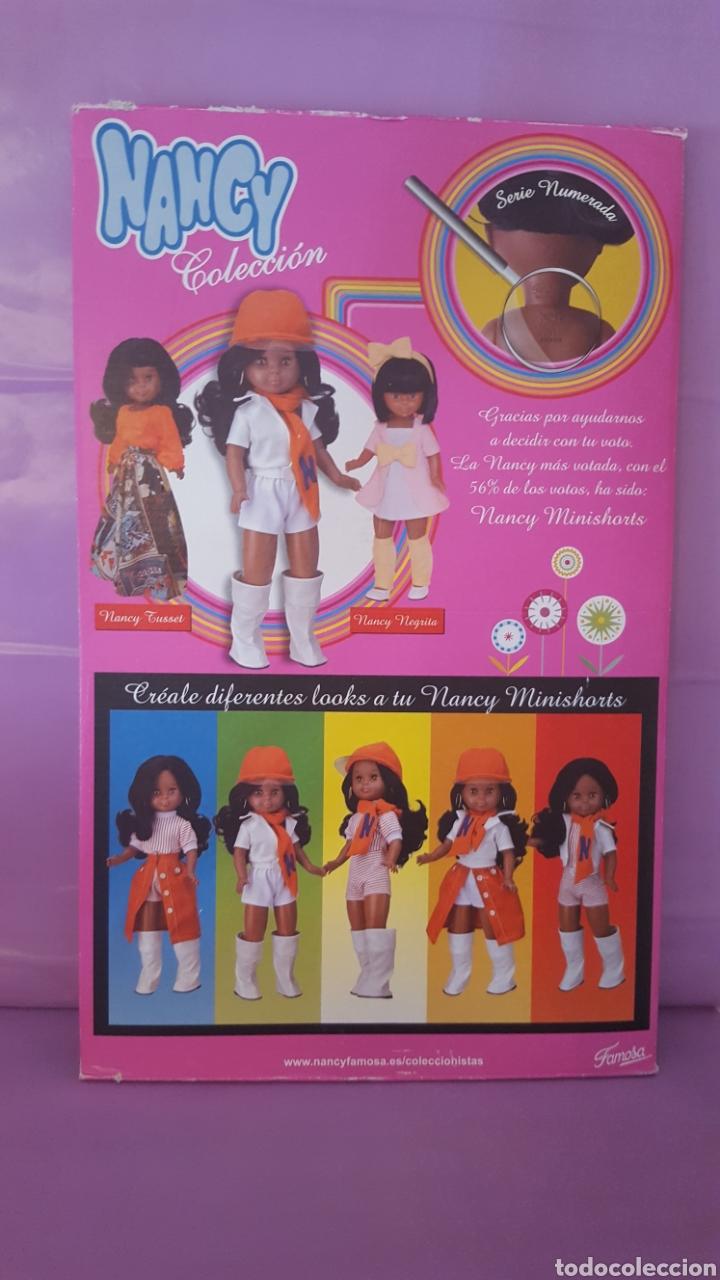 CAJA NANCY MINICHORT (Juguetes - Muñeca Española Moderna - Nancy y Lucas, Vestidos y Accesorios)