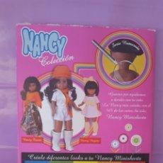 Muñecas Nancy y Lucas: CAJA NANCY MINICHORT. Lote 174107969