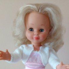 Muñecas Nancy y Lucas: PRECIOSA NANCY VESTIDA DE NOVIA.. Lote 133800549