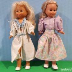 Muñecas Nancy y Lucas: NANCY-LOTE DE 2 MUÑECAS NANCY. Lote 133883974