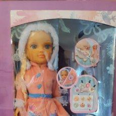 Muñecas Nancy y Lucas: NANCY ABRIGO DE CUENTOS EN CAJA SIN ABRIR. Lote 133914211