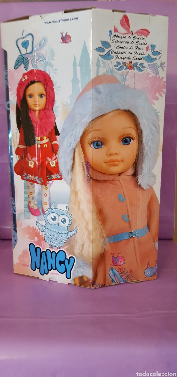 Muñecas Nancy y Lucas: Nancy abrigo de cuentos en caja sin abrir - Foto 2 - 133914211