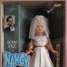 Muñecas Nancy y Lucas: NANCY NOVIA -ION FIZ- NUEVA!. Lote 134905346