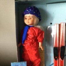 Muñecas Nancy y Lucas: NANCY ESQUIADORA. FAMOSA. AÑOS 80.. Lote 134907846