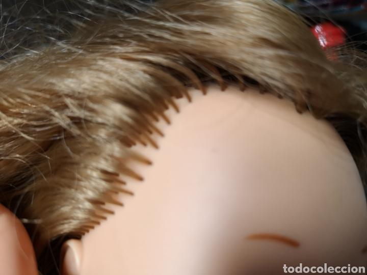 Muñecas Nancy y Lucas: Nancy Patabollo . Brazo duro . Ojos marrones margarita, Preciosa melena pelirroja a capas ? Famosa - Foto 18 - 108692103