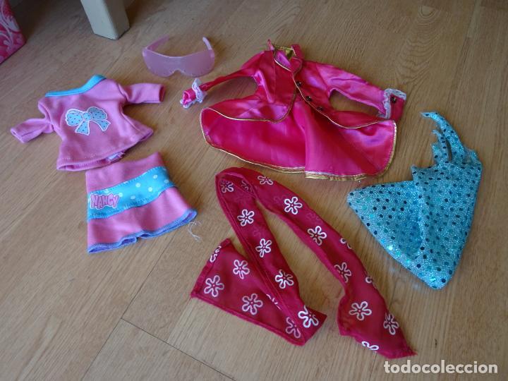 NANCY NEW - LOTE ROPITA (Juguetes - Muñeca Española Moderna - Nancy y Lucas, Vestidos y Accesorios)