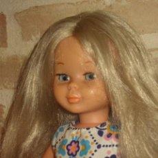 Muñecas Nancy y Lucas: ANTIGUA MUÑECA NANCY DE FAMOSA DE LOS 70. PATABOLLO. Lote 137469898