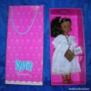 Muñecas Nancy y Lucas: MUÑECA NANCY CARIBE EN SU CAJA ORIGINAL - EDICION COLECCIONISTA QUIRON AÑO 2000 COMPLETA. Lote 137647018