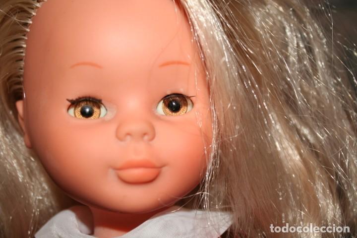 Muñecas Nancy y Lucas: muñeca nancy años 70 ojos margarita muy nueva - Foto 8 - 137706966