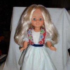 Muñecas Nancy y Lucas: NANCY QUIRON.MODELO CAMPESINA. Lote 137921178