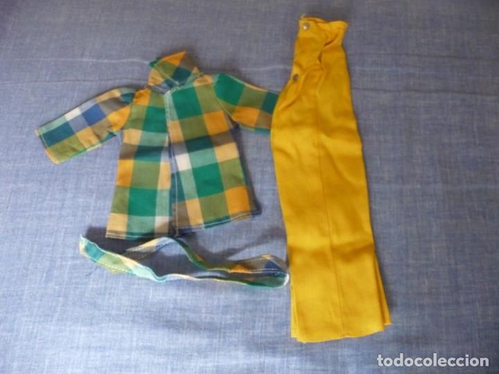 Muñecas Nancy y Lucas: Nancy de Famosa conjunto alegria version verde completo de los años 70 - Foto 5 - 138704050