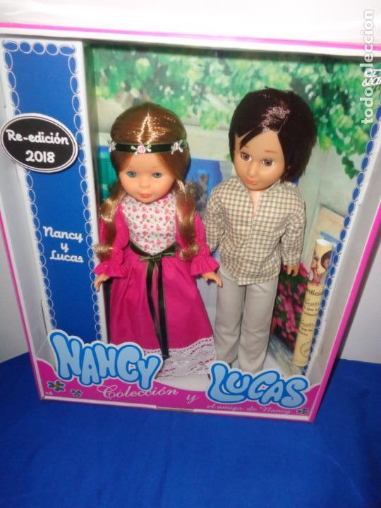 Muñecas Nancy y Lucas: NANCY Y LUCAS -ESPETACULAR PAREJA NANCY Y LUCAS RE-EDICIÓN 2018 A ESTRENAR! SM - Foto 2 - 139574398