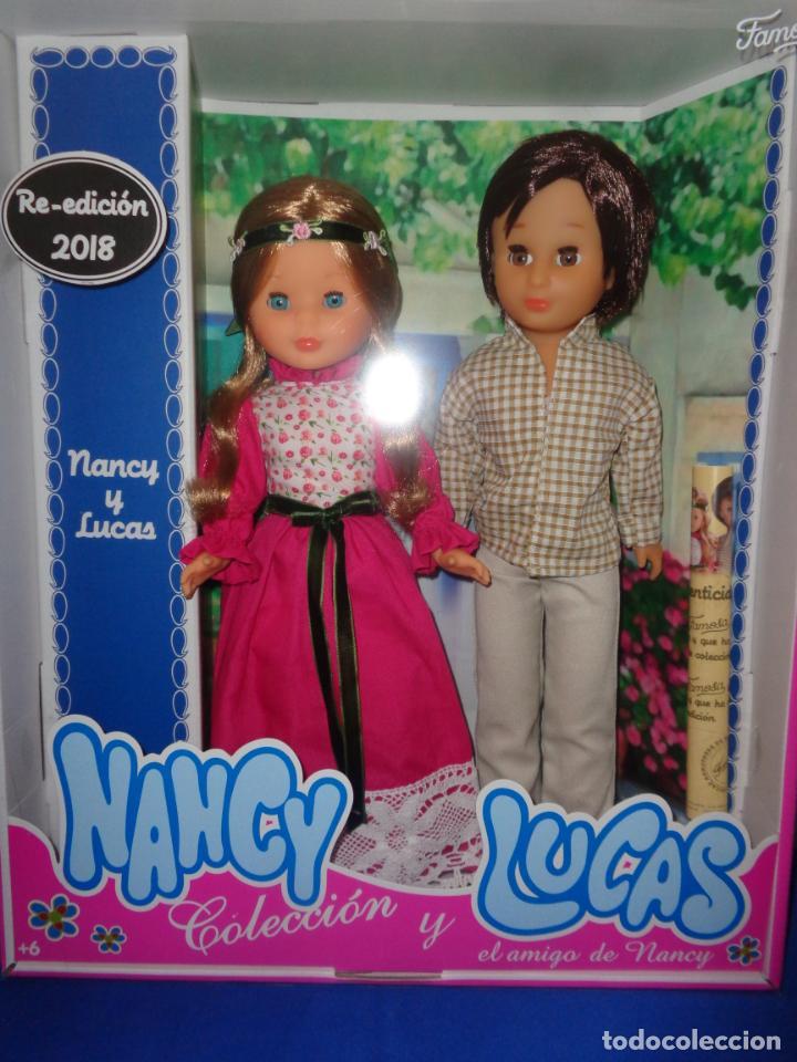 Muñecas Nancy y Lucas: NANCY Y LUCAS -ESPETACULAR PAREJA NANCY Y LUCAS RE-EDICIÓN 2018 A ESTRENAR! SM - Foto 3 - 139574398