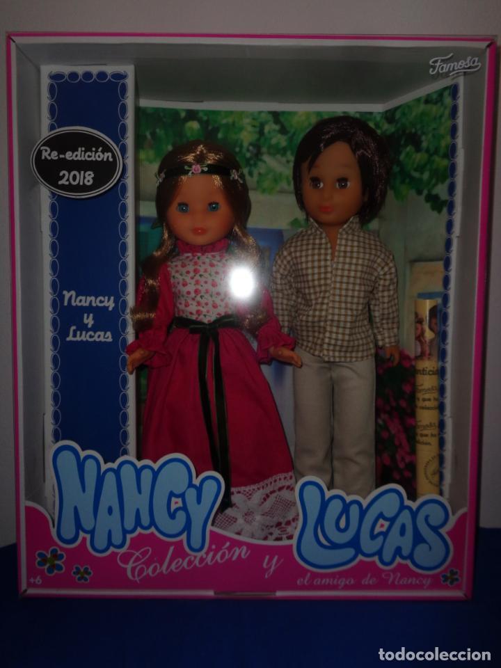 Muñecas Nancy y Lucas: NANCY Y LUCAS -ESPETACULAR PAREJA NANCY Y LUCAS RE-EDICIÓN 2018 A ESTRENAR! SM - Foto 4 - 139574398