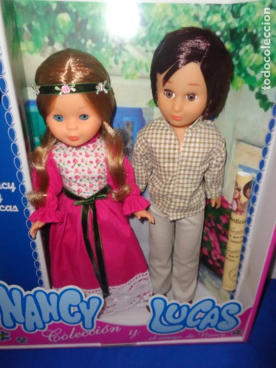 Muñecas Nancy y Lucas: NANCY Y LUCAS -ESPETACULAR PAREJA NANCY Y LUCAS RE-EDICIÓN 2018 A ESTRENAR! SM - Foto 5 - 139574398