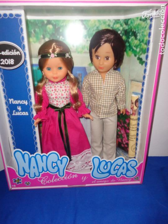 Muñecas Nancy y Lucas: NANCY Y LUCAS -ESPETACULAR PAREJA NANCY Y LUCAS RE-EDICIÓN 2018 A ESTRENAR! SM - Foto 8 - 139574398