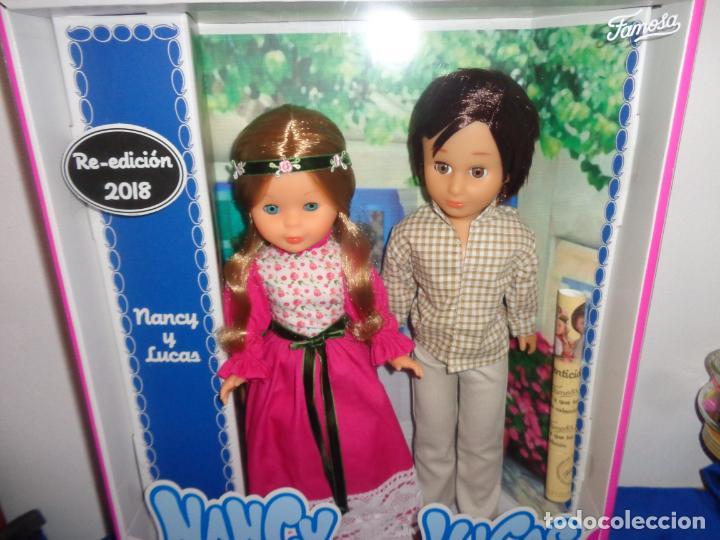 Muñecas Nancy y Lucas: NANCY Y LUCAS -ESPETACULAR PAREJA NANCY Y LUCAS RE-EDICIÓN 2018 A ESTRENAR! SM - Foto 9 - 139574398