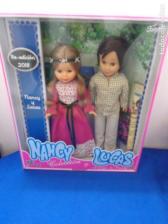 Muñecas Nancy y Lucas: NANCY Y LUCAS -ESPETACULAR PAREJA NANCY Y LUCAS RE-EDICIÓN 2018 A ESTRENAR! SM - Foto 10 - 139574398