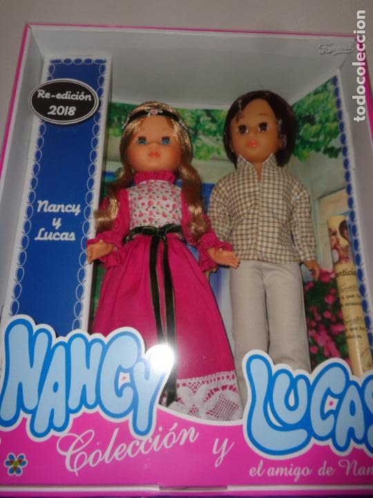 Muñecas Nancy y Lucas: NANCY Y LUCAS -ESPETACULAR PAREJA NANCY Y LUCAS RE-EDICIÓN 2018 A ESTRENAR! SM - Foto 11 - 139574398