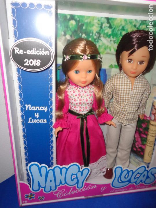 Muñecas Nancy y Lucas: NANCY Y LUCAS -ESPETACULAR PAREJA NANCY Y LUCAS RE-EDICIÓN 2018 A ESTRENAR! SM - Foto 12 - 139574398
