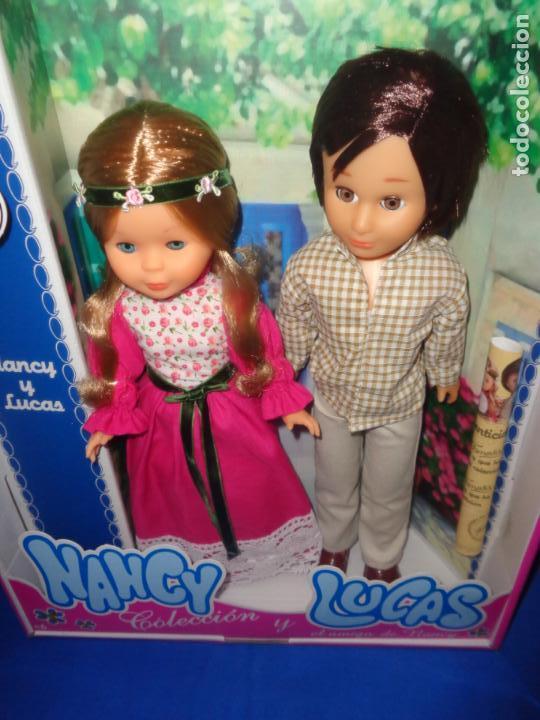Muñecas Nancy y Lucas: NANCY Y LUCAS -ESPETACULAR PAREJA NANCY Y LUCAS RE-EDICIÓN 2018 A ESTRENAR! SM - Foto 13 - 139574398