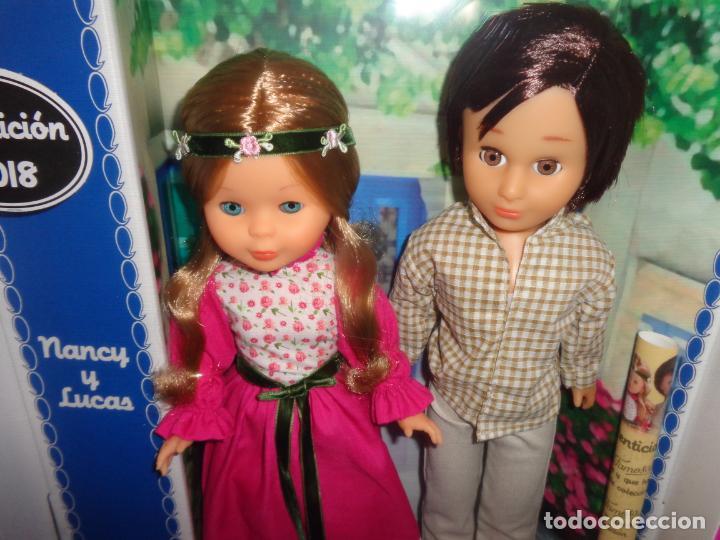 Muñecas Nancy y Lucas: NANCY Y LUCAS -ESPETACULAR PAREJA NANCY Y LUCAS RE-EDICIÓN 2018 A ESTRENAR! SM - Foto 14 - 139574398