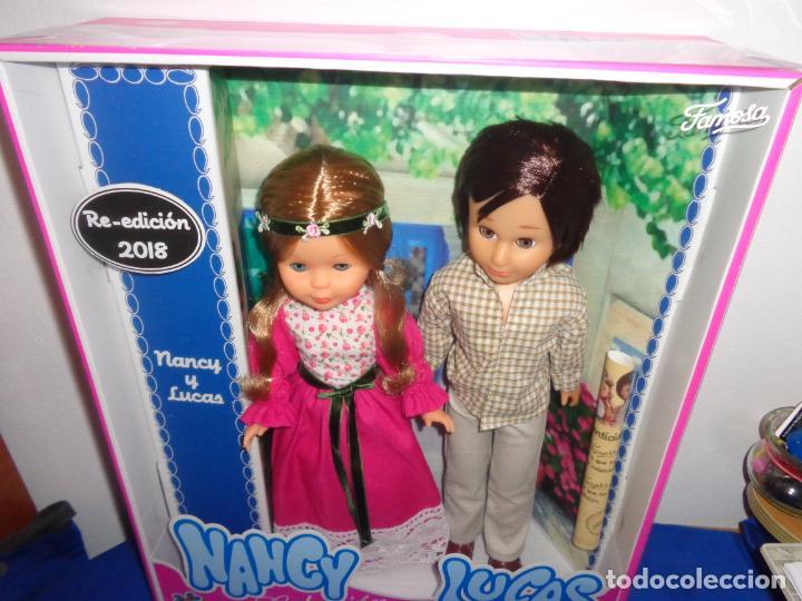 Muñecas Nancy y Lucas: NANCY Y LUCAS -ESPETACULAR PAREJA NANCY Y LUCAS RE-EDICIÓN 2018 A ESTRENAR! SM - Foto 15 - 139574398