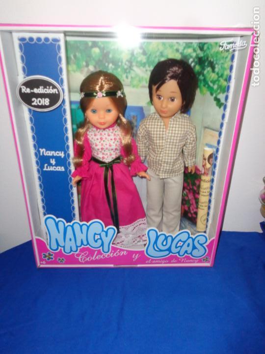 Muñecas Nancy y Lucas: NANCY Y LUCAS -ESPETACULAR PAREJA NANCY Y LUCAS RE-EDICIÓN 2018 A ESTRENAR! SM - Foto 16 - 139574398