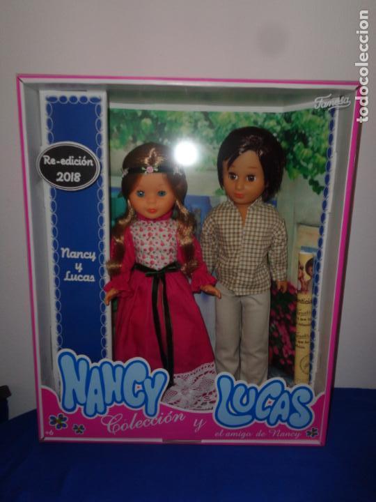 Muñecas Nancy y Lucas: NANCY Y LUCAS -ESPETACULAR PAREJA NANCY Y LUCAS RE-EDICIÓN 2018 A ESTRENAR! SM - Foto 18 - 139574398
