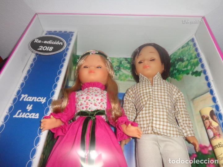 Muñecas Nancy y Lucas: NANCY Y LUCAS -ESPETACULAR PAREJA NANCY Y LUCAS RE-EDICIÓN 2018 A ESTRENAR! SM - Foto 19 - 139574398