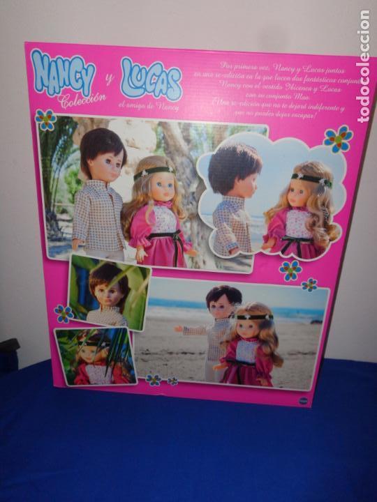 Muñecas Nancy y Lucas: NANCY Y LUCAS -ESPETACULAR PAREJA NANCY Y LUCAS RE-EDICIÓN 2018 A ESTRENAR! SM - Foto 22 - 139574398