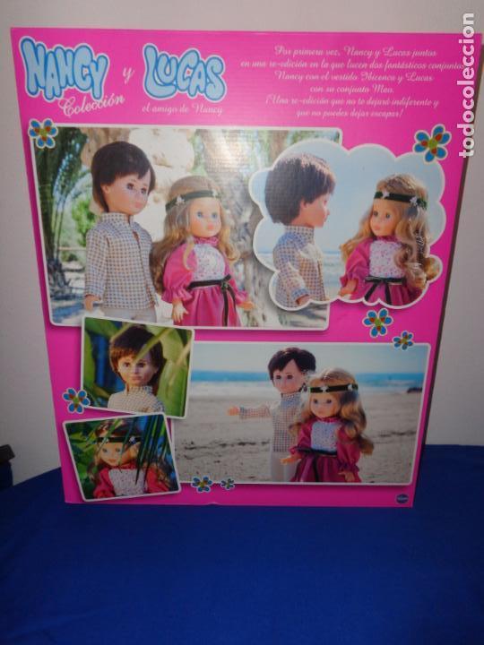 Muñecas Nancy y Lucas: NANCY Y LUCAS -ESPETACULAR PAREJA NANCY Y LUCAS RE-EDICIÓN 2018 A ESTRENAR! SM - Foto 23 - 139574398
